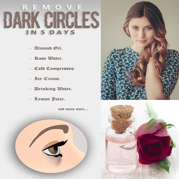 How To Remove Dark Circles In 5 Days