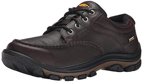 KEEN Men's Anchor Park Low WP Shoe