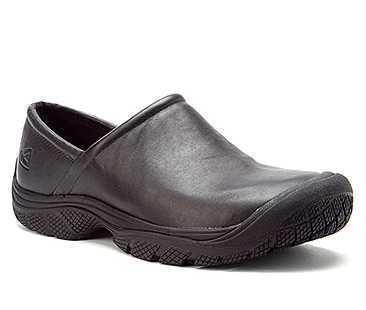 Keen Utility Men's PTC Slip-On Work Shoe