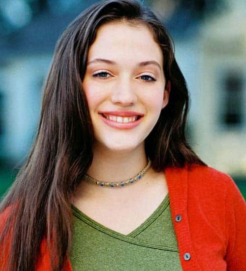 Kat Dennings without Makeup 10