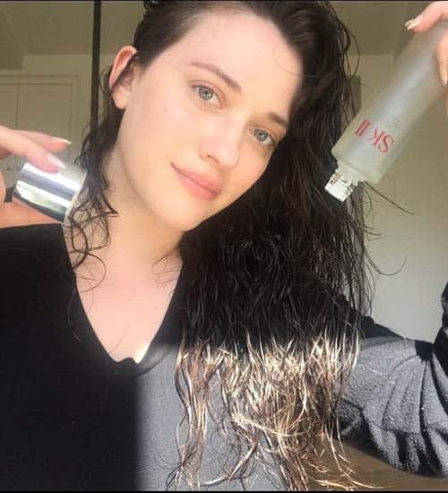 Kat Dennings without Makeup 15