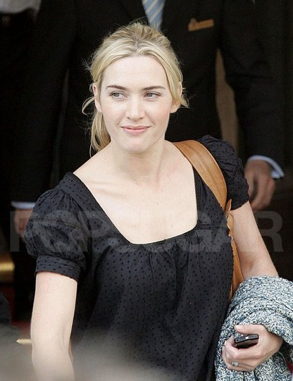 Pictures Of Kate Winslet Without Makeup
