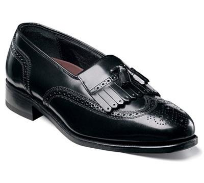 Kiltie Loafers for Men
