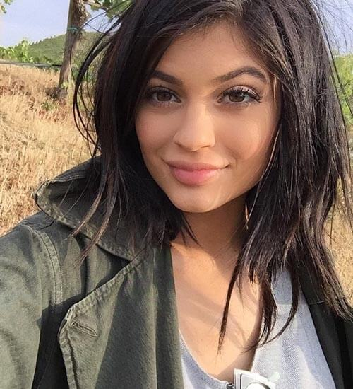 Kylie Jenner without Makeup 20