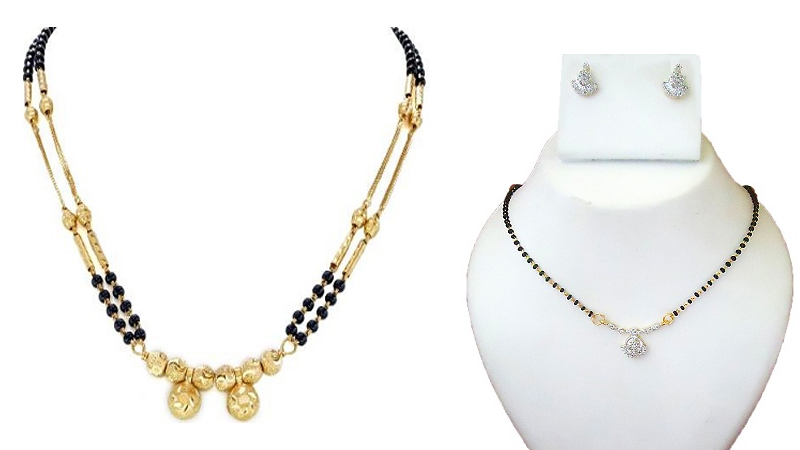 Latest Small Mangalsutra Designs For Wedding And Daily Wear