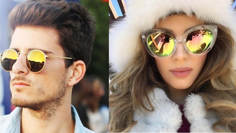 Latest & Stylish Mirrored Sunglasses Designs