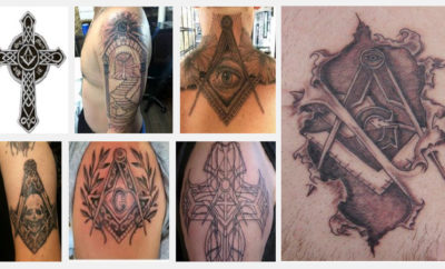 6039ad702 Top 9 Masonic Tattoo Designs And Meanings