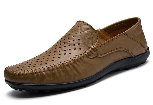 Men's Mesh Loafers and Moccasin