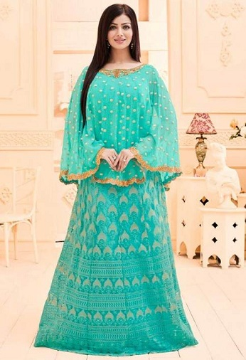4fbe4c3648 Top Collection of Net Salwar Suits for Women in Beautiful Look!