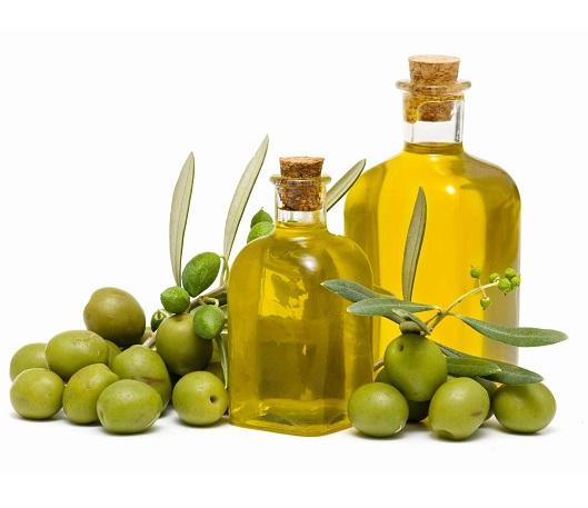 Olive Oil to Reduce Neck Wrinkles