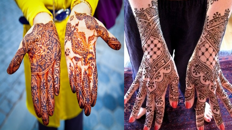 Outstanding Engagement Mehndi Designs with Images