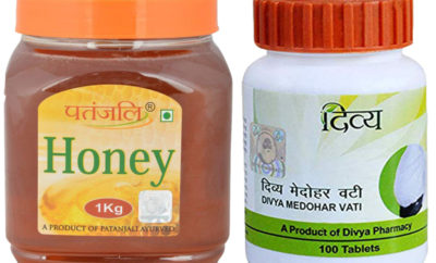 Patanjali Products for weight loss