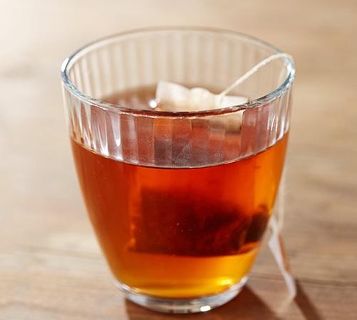 Pepper honey tea