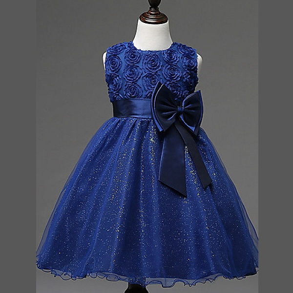 Pretty Frocks for 8 Years Old Girl