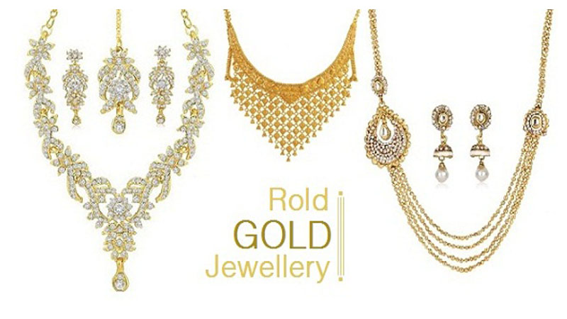 rold gold jewellery