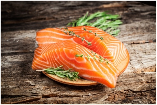 Salmon and Oily fish