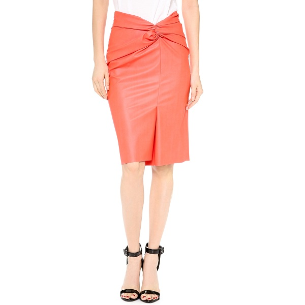 Stylish Orange Skirts for Girls in Trend