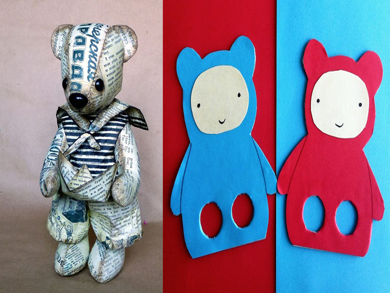 teddy bear craft