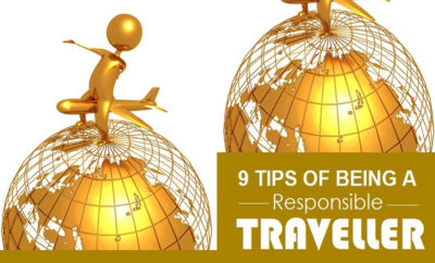 Being a Responsible Traveller Tips