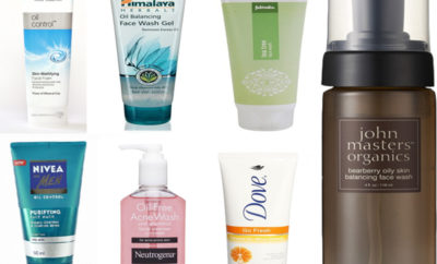 Face Washes For Oily Skin
