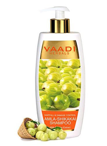 Vaadi Herbals Amla Shikakai Hair Growth Shampoo