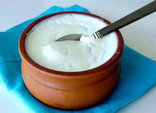 Yogurt for Glowing Skin