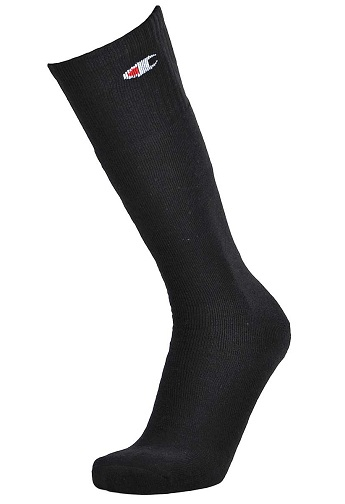Black Tube Socks