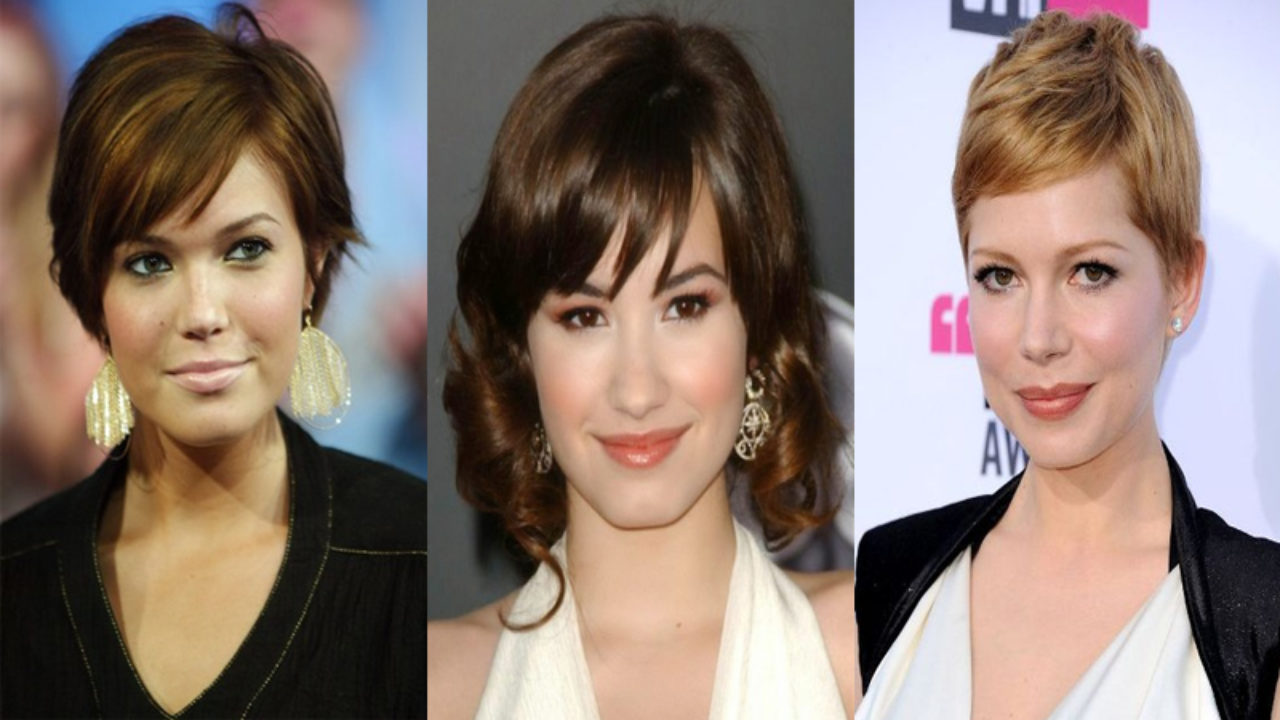 Best 15 Charming And Most Loved Hairstyles For Small Faces