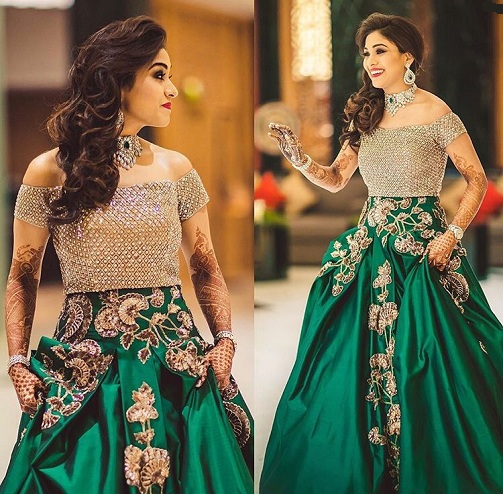 New Hairstyle For Wedding Ceremony: 45 Trendy Engagement Outfits That Are Jaw Dropping