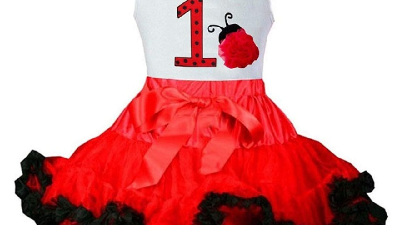 db10a9eb2aa2 Frocks for 1 Year Baby Girl - Best and Beautiful Designs