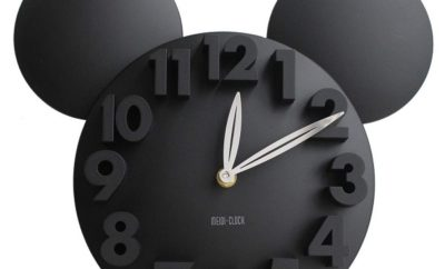 Best Black Clock Designs