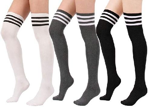 Knee High Tube Socks