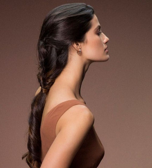 10 Latest Long Black Hairstyles For Intense And Feminine Looks