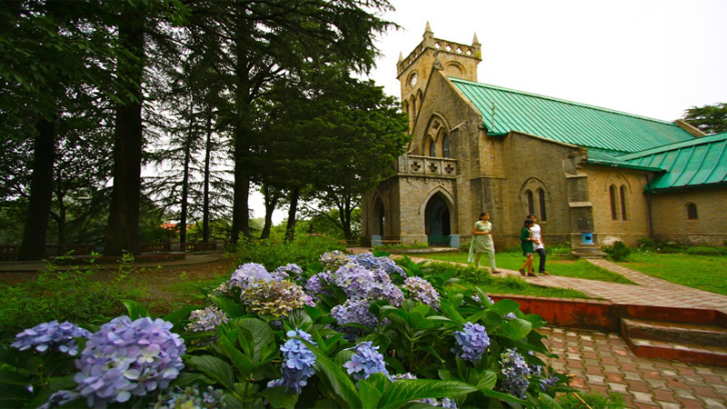 5 Architectural Churches in Himachal Pradesh