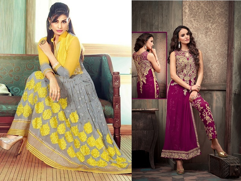 Ankle Length Salwar Suits for Wedding