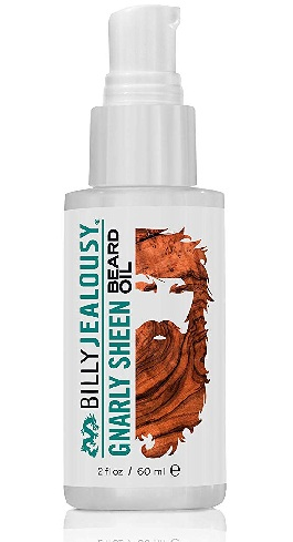 Billy Jealousy Gnarly Sheen Refining Beard Oil