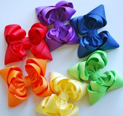different styles of hair bows 15 different hair bow designs for and baby 9734