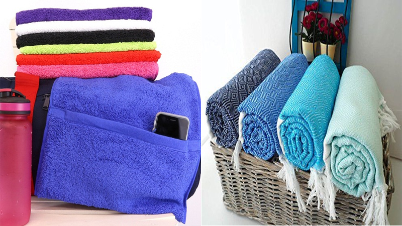 Different Designs of Turkish Towels With Images