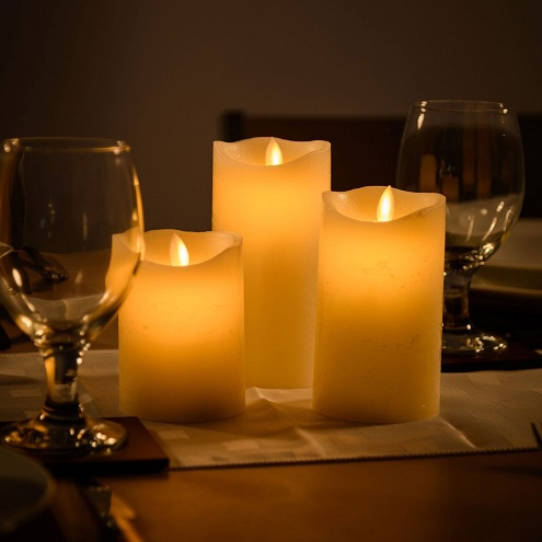 Types of Flameless Candles
