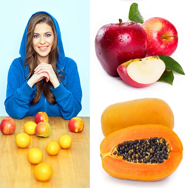 Fruits for Glow your Skin