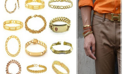 Gold Bracelet for Men