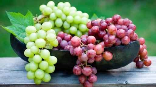 Grapes for Glowing Skin 9