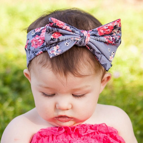 Hair Bows Traveling Baby Accessories