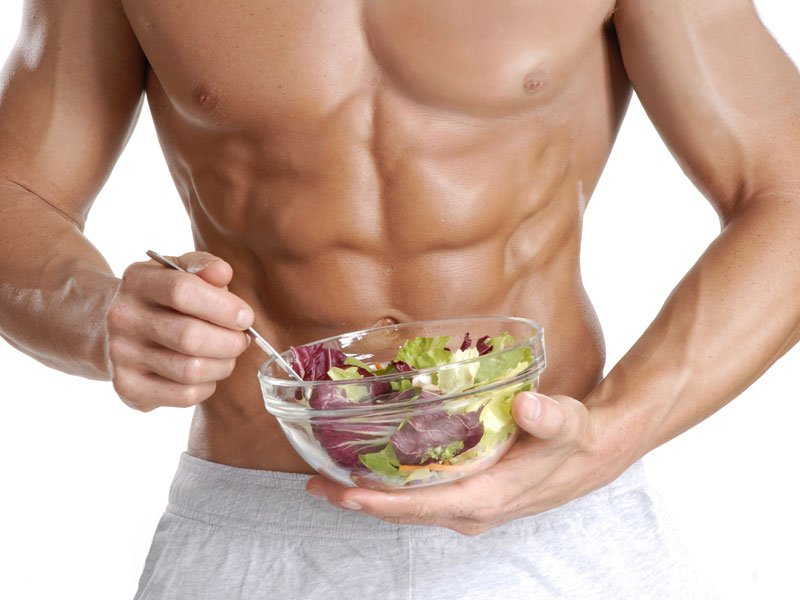 How To Get Six Pack Abs Through Diet