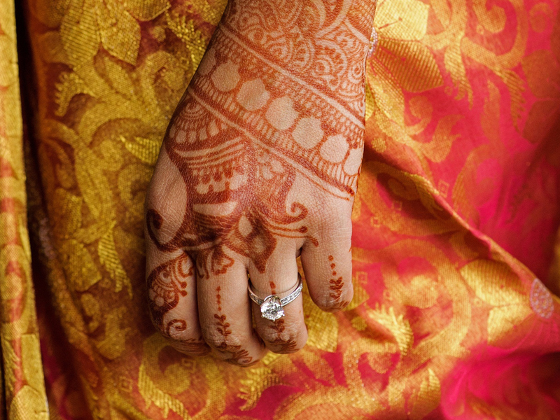 How To Remove Mehndi from Skin and Nails