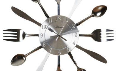Kitchen Clock Designs