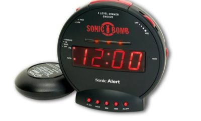 Loud Alarm Clock Designs