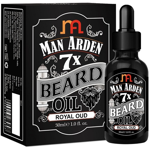 Man Arden 7X Oil (Royal Oud)
