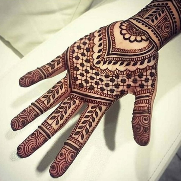 Mehndi Designs for Men and Groom