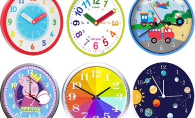 best kids clock designs